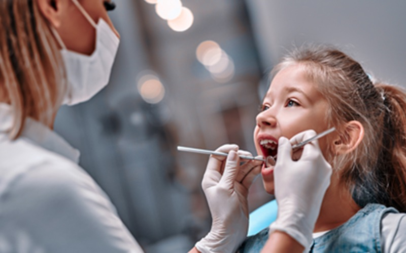 paediatric dental care